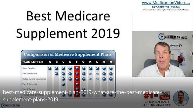 Best Medigap Plans 2019 Best Medicare Supplement Plan 2019   What Are The Best Medicare